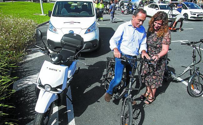 Irun se suma a la Semana Europea de la Movilidad con varias actividades
