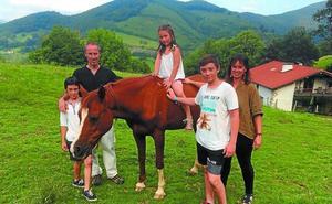 Una casa rural, el gran sueño familiar
