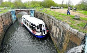 El canal de Santiago