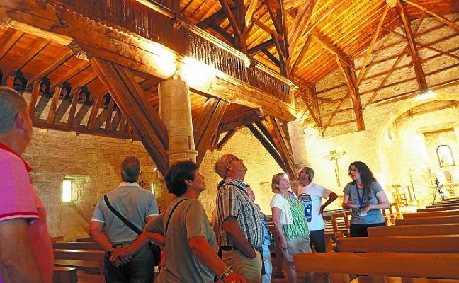 La Antigua recibió la visita de 5.255 turistas en los meses de julio y agosto