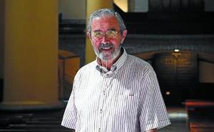 Jesús María Arrieta: «Estoy realmente contento, nuestros cristianos responden»