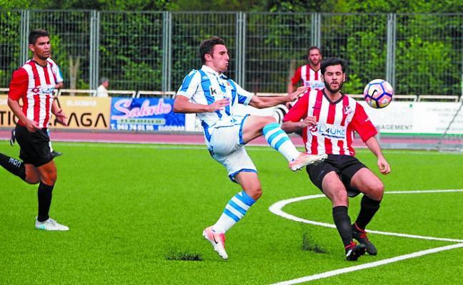 El Haundi mide contra el Tolosa CF sus fuerzas, esta tarde en Mintxeta