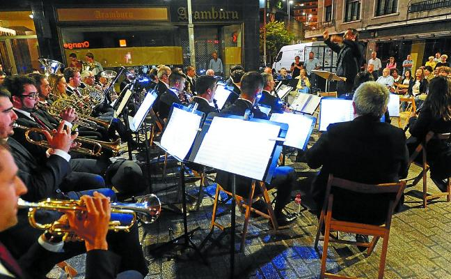 La última noche musical del verano