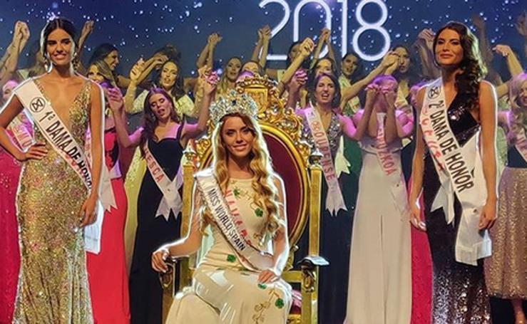 Amaia Izar Leache logra la corona de Miss World Spain