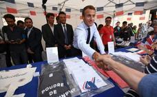 Críticas a Macron por los consejos que dio a un joven desempleado
