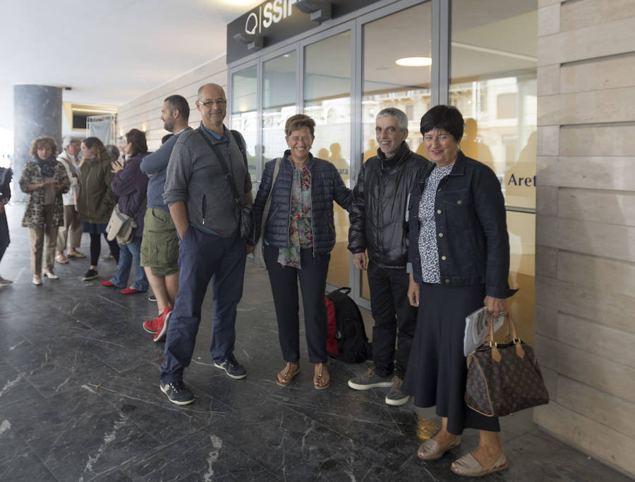 Zinemaldia: Más de 17 horas de cola para hacerse con 89 entradas y repartirlas entre tres
