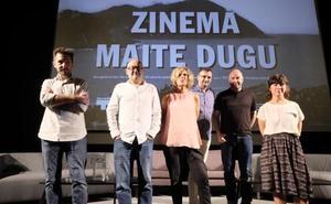 Una programación compartida para la gran pantalla de cine de Tabakalera