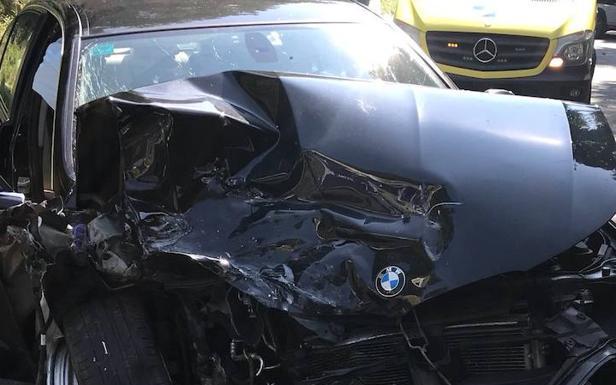 76b162ec6 Fallece una mujer de 77 años en un accidente frontal en la N-634 en Zumaia