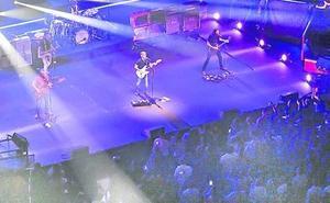 Fito pisa cumbre en el Royal Albert Hall