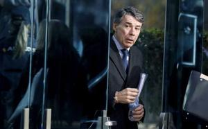 Ignacio González pide ingresar como funcionario en el Ayuntamiento de Madrid