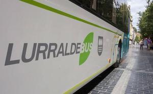 Lurraldebus tendrá 22 autobuses híbridos el año que viene