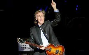 Paul McCartney alcanza con 'Egypt Station' su primer número 1 en EE.UU. en 36 años