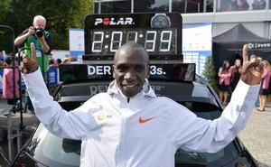 Dos récords del mundo en ocho horas