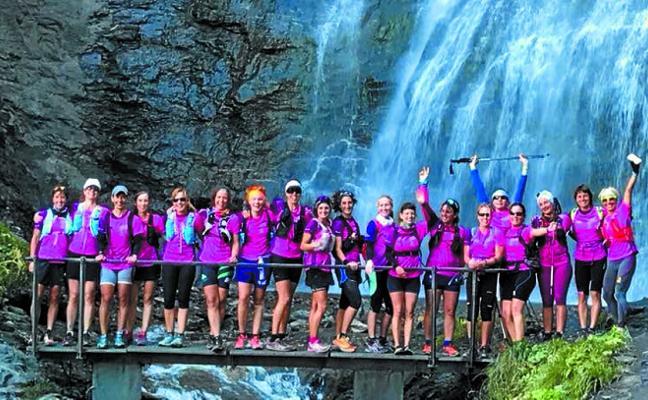 Zumaia acogerá el II Encuentro de corredoras por montaña