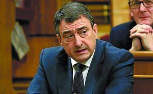 El PNV apoyará en el Congreso la supresión del fuero especial