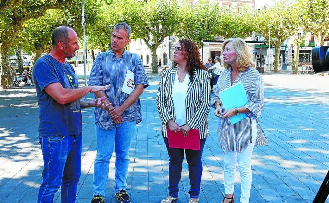 Una veintena de ONGDs mostrarán sus proyectos el sábado en la plaza Urdanibia