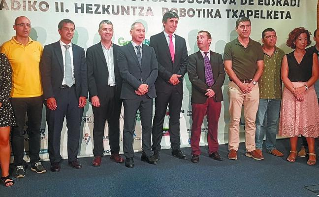 Gazte Robotika celebra su concurso para incentivar vocaciones científicas