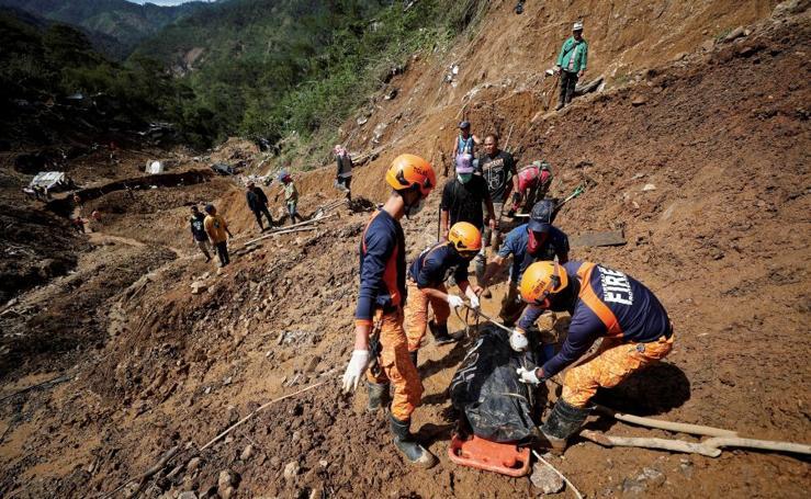 Consecuencias del tifón Mangkhut en Filipinas