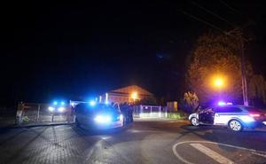 Disparan por la espalda con una escopeta a un joven junto a un caserío de Bizkaia