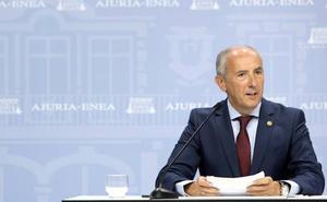 El Gobierno Vasco anima a ser «ambiciosos» en la eliminación de los aforamientos