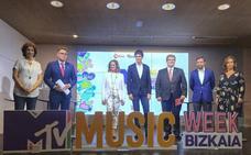 Bilbao ofrecerá conciertos gratis la semana previa a la gala de los Premios MTV