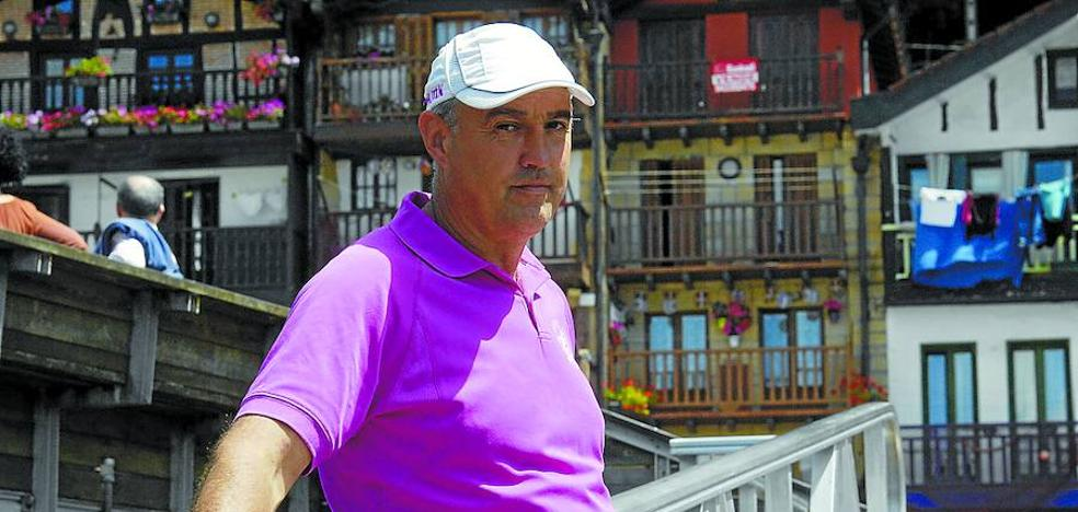 Juan Mari Etxabe: «Los remeros de San Juan y yo hemos hecho todo lo que hemos podido; no ha sido suficiente»