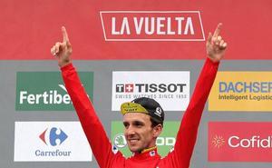 Simon Yates se sitúa al frente del World Tour tras su triunfo en la Vuelta