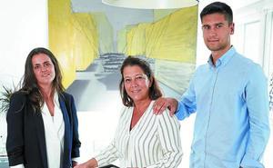 Lourdes Fernández espera captar 400.000 euros en patrocinios privados para la obra de Cristina Iglesias