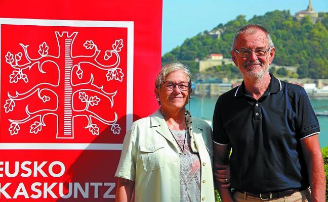 El Premio Manuel Lekuona, para Mari-Jose Azurmendi