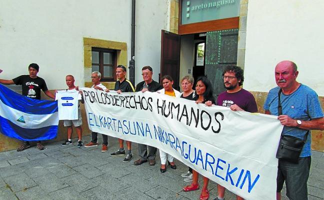 Una plataforma se moviliza contra el régimen del nicaragüense Ortega