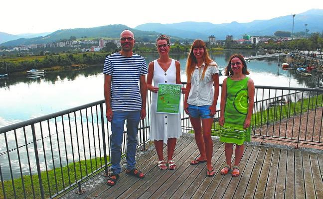 La feria Ribera celebra este sábado su edición más participativa