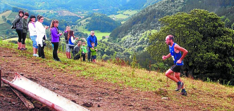 IX Arno Trail proba, larunbatean