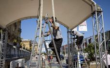 El Fesitval de Cine de San Sebastián ultima los preparativos