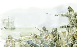 Los corsarios guipuzcoanos que asolaron los mares
