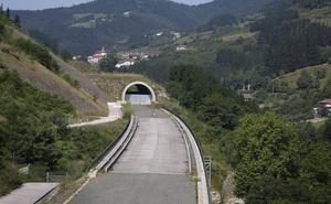 Arrancan los trabajos del segundo tramo del nudo de Bergara del TAV