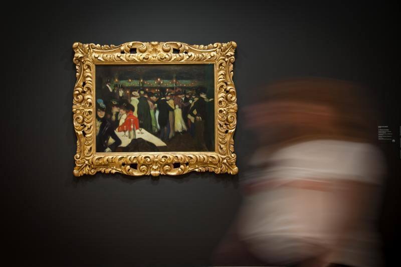 El Guggenheim expone la colección Thannhauser, que sale por primera vez de Nueva York