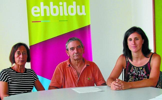 EH Bildu critica la «dejadez» municipal sobre la demanda de un lugar para funerales civiles