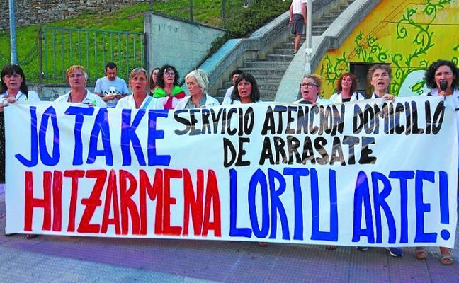 Tres meses de huelga y sin soluciones