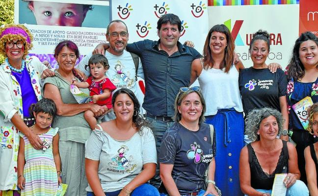 Bizipozaren Jaia llega con cinco zonas y un programa lleno de «alegría»