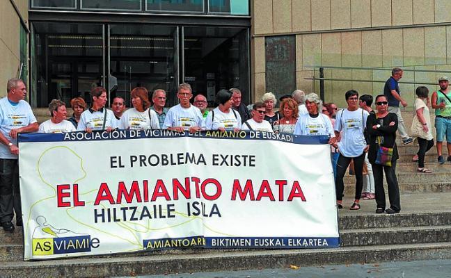 Condena por la exposición a amianto de un trabajador local