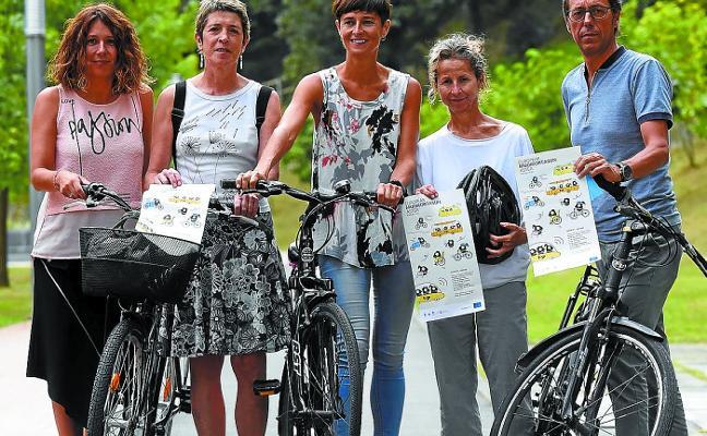 Una marcha y revisión gratuita de bicis por la Semana de la Movilidad
