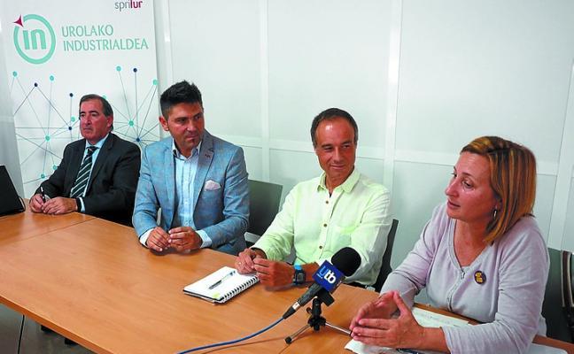 Visitan Urola Garaia con el interés de entender su modelo de gestión