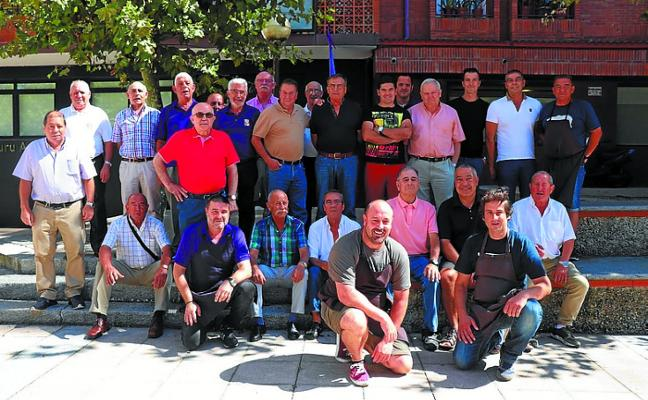 La sociedad Saustatxo celebró su XLI aniversario