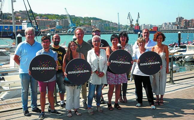 Toda la corporación municipal se suma a la iniciativa Euskaraldia