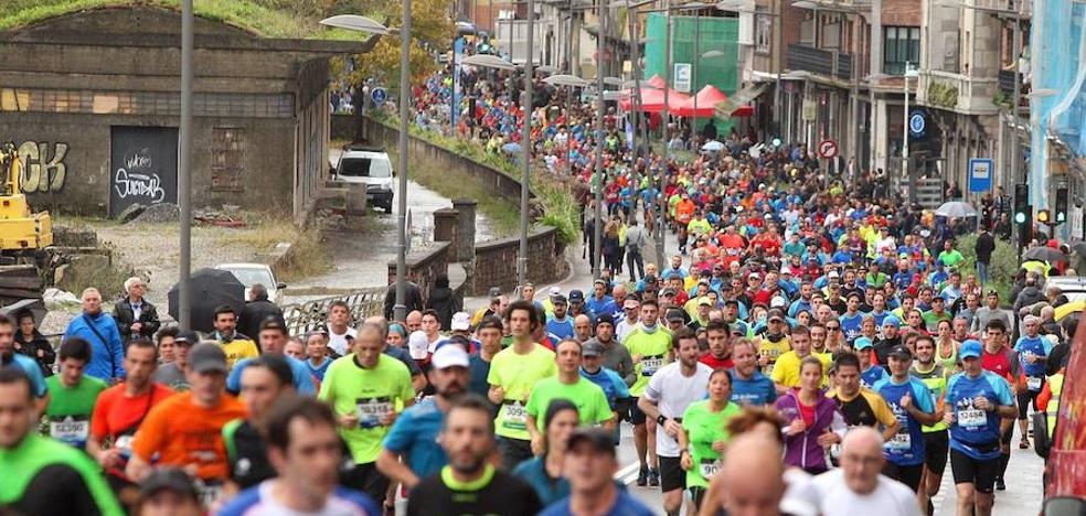 Las tres mejores carreras para preparar la Behobia-San Sebastián