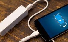 ¿Son peligrosas las baterías externas?