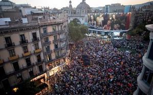 El secesionismo se conjura para seguir «luchando en la calle» por la república