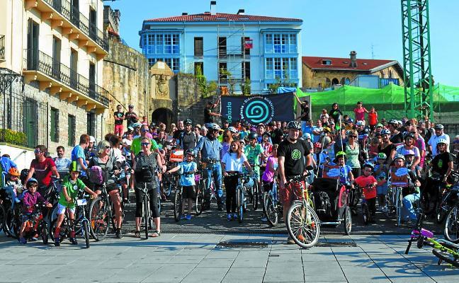 Balazta prefiere no participar este año en la Semana de la Movilidad