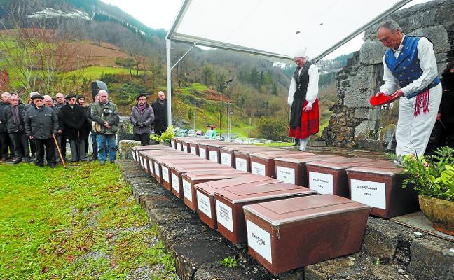 Elgoibar homenajeará mañana a sus vecinos muertos por el franquismo