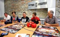 Errenteria será el 7 de octubre sede del Campeonato de Europa y España de Boxeo Night of Belts